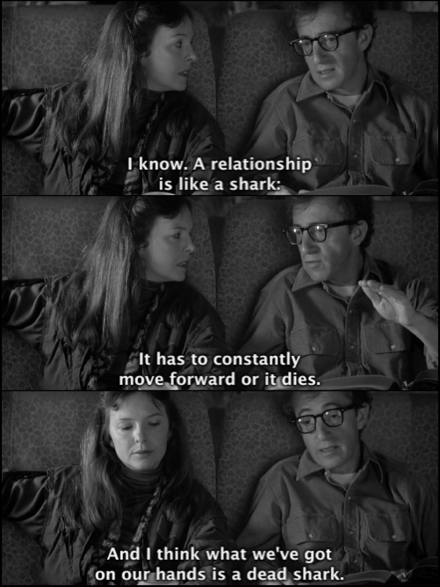 Annie Hall quotes
